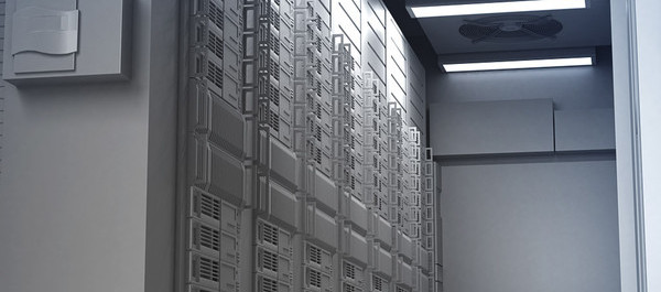 container based data center