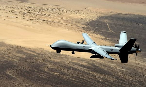 AI Army Drones: The Dangers of Artificial Intelligence
