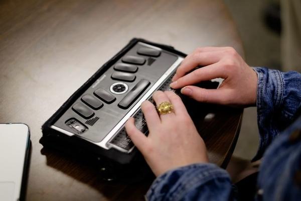 universal braille display