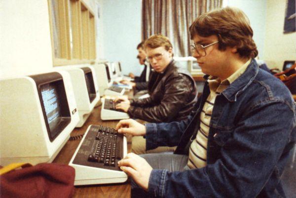 computer programming in 1980