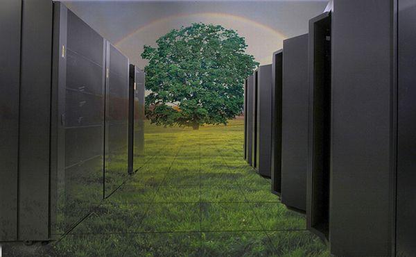 How to lessen carbon footprint of data center