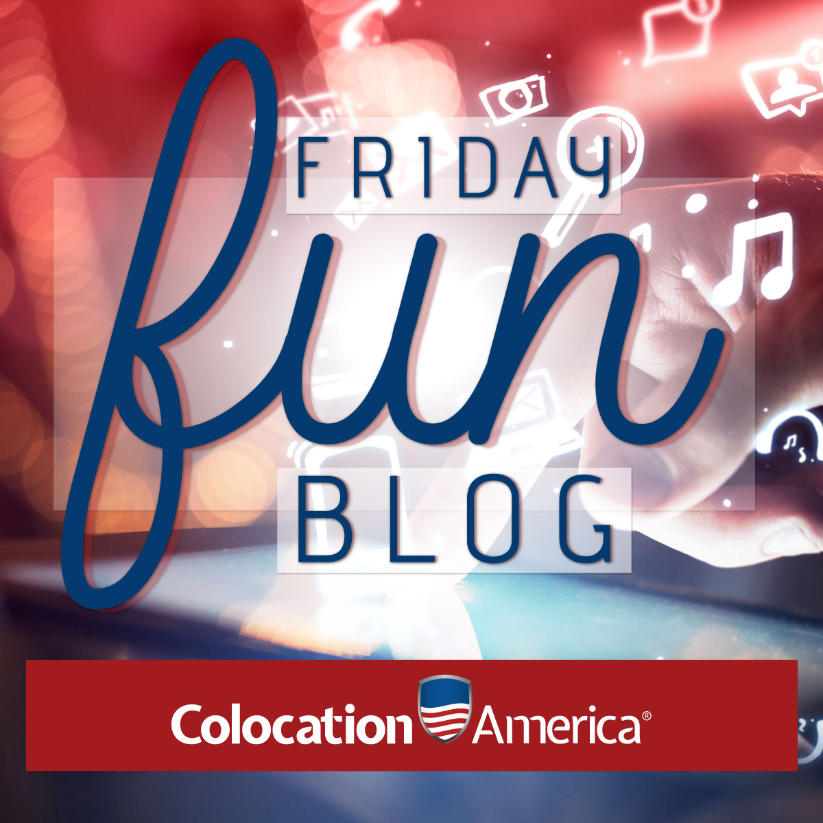 colocation america friday fun blog
