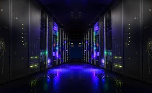 lights out data center
