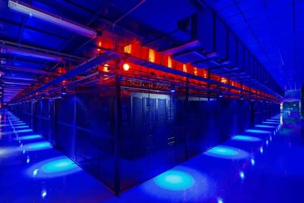 unmanned data center