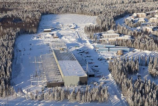 facebook data center lulea