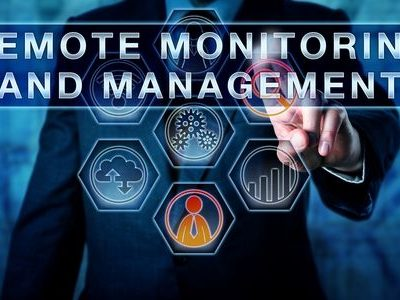data center remote monitoring