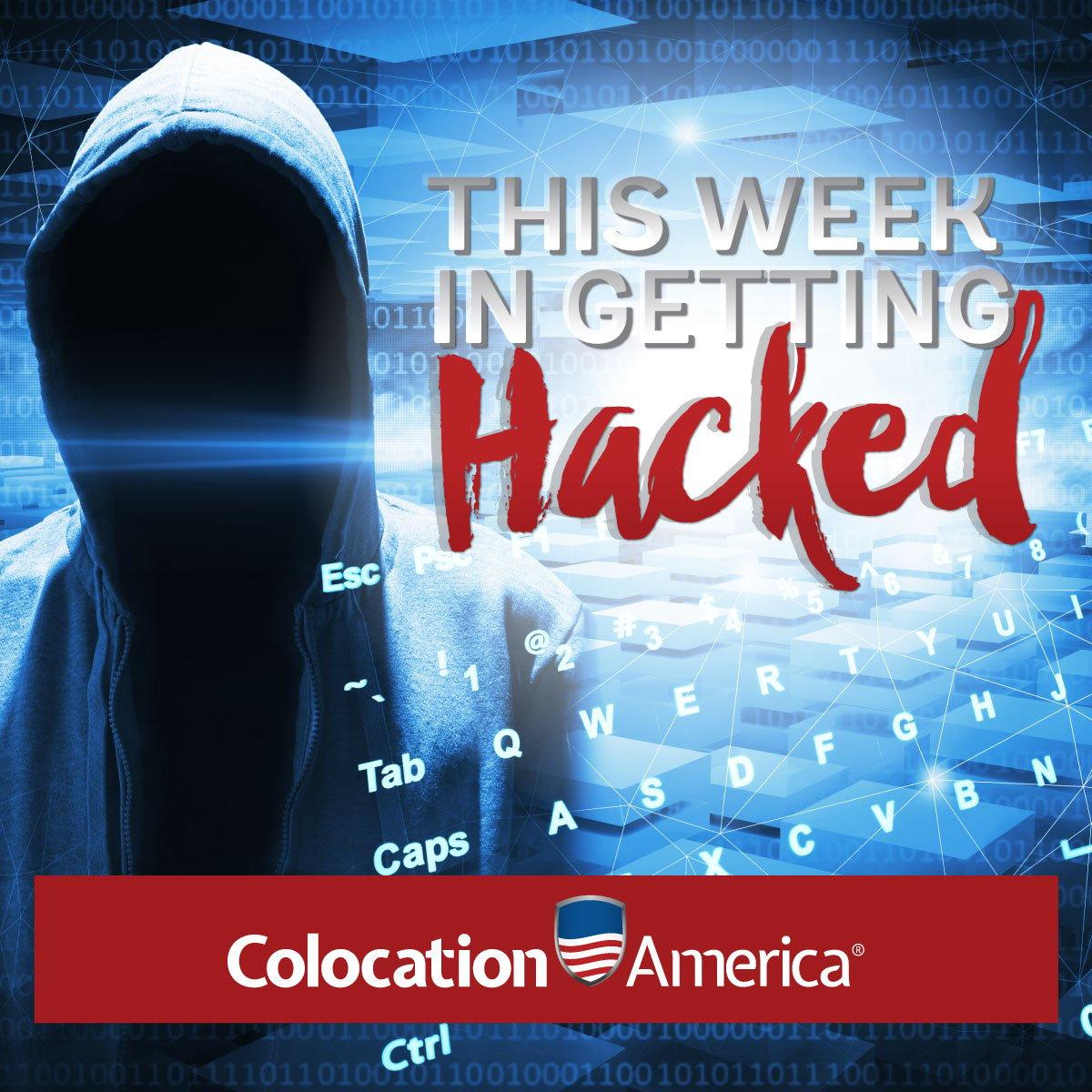this week in getting hacked