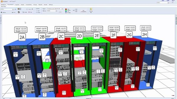 augmented reality in data center