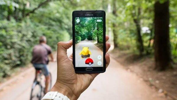 pokemon go augmented reality