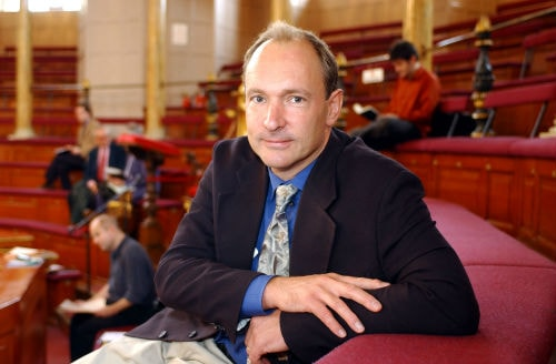 Sir Timothy Berners Lee