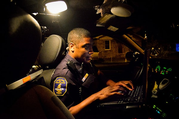 police cam data