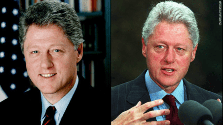 before after bill clinton