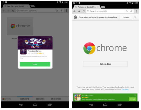 malware low cost android