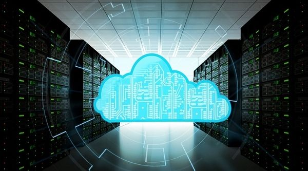 cloud based data center management