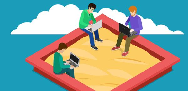 how to use a virtual machine as a sandbox