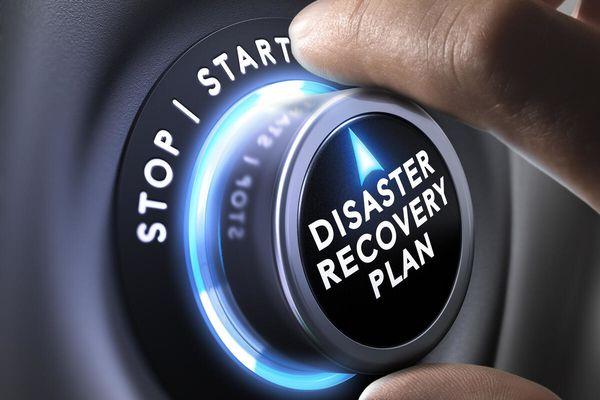 data center disaster plan