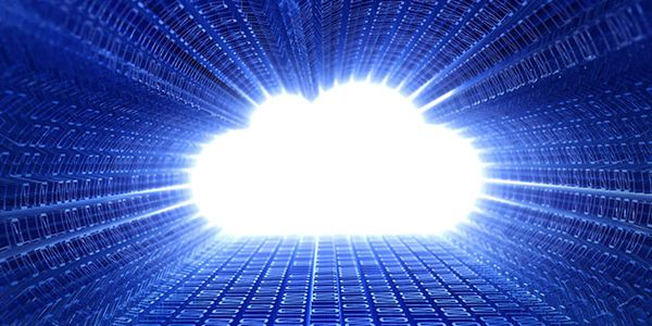 cloud computing vs data center
