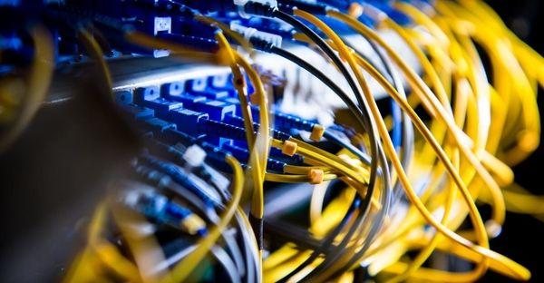 data center fiber cabling