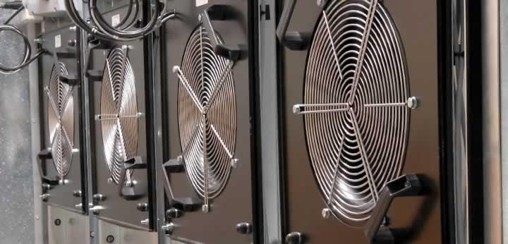 data center cooling