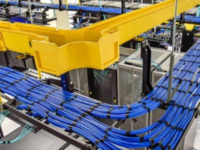 organizing data center cabling