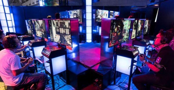gaming data center