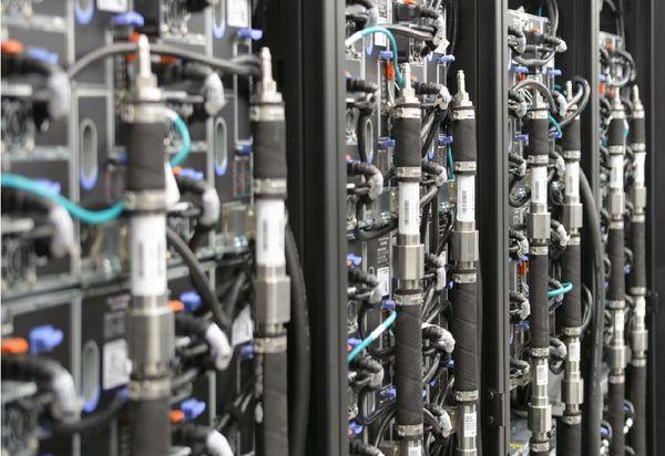 coolest data center liquid cooling solution