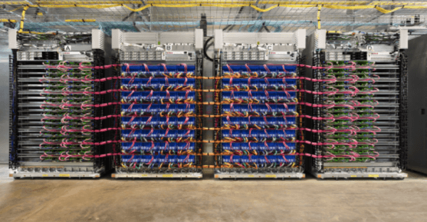 machine learning in the data center