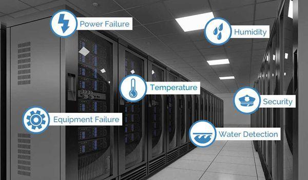 data center monitoring factors