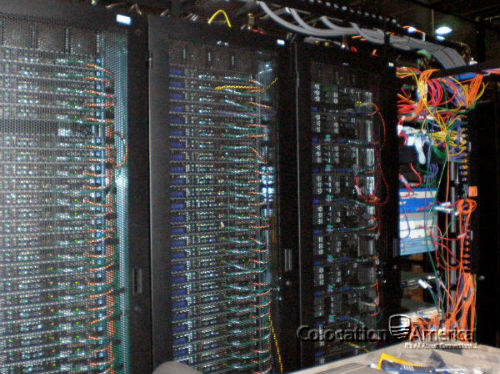 full rack colocation hosting