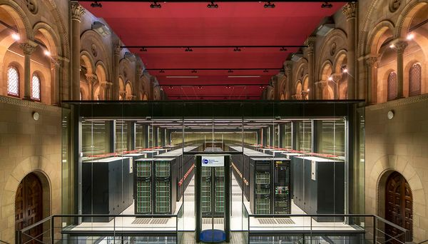 unique data centers