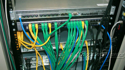 quarter rack colocation hosting