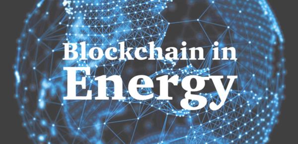 energy in blockchain