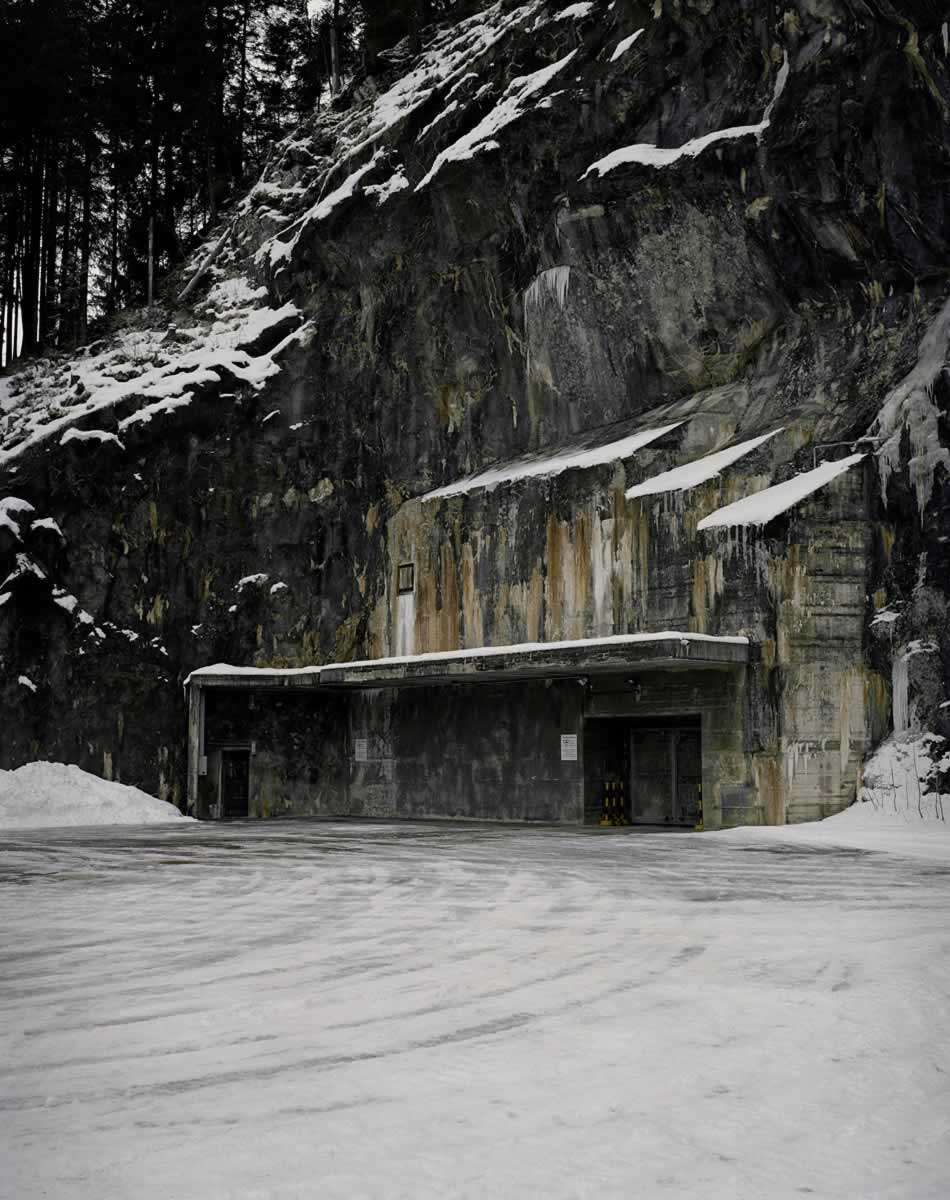 Switzerland Has Military Bunkers Turned Data Centers