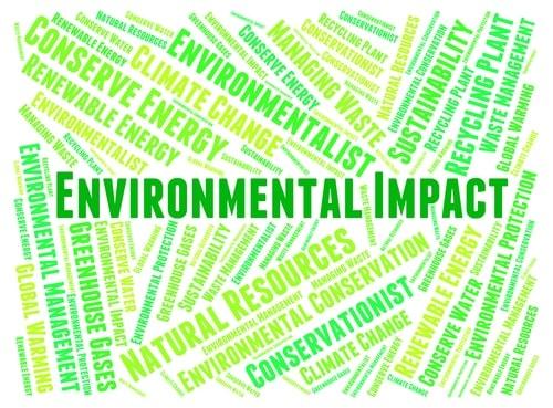 environmental impact of a data center
