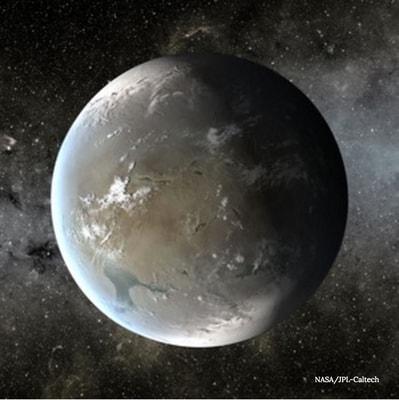 new habitable planet kepler
