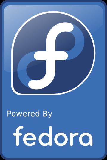 fedora web server