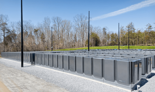 fuel cell to power a data center