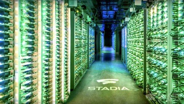 data center for google stadia