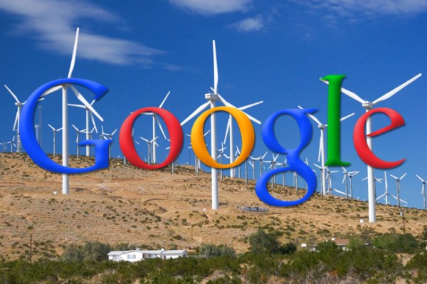 Google's Solar Farms