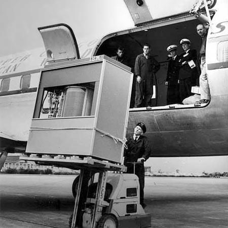 first hard drive as data storage