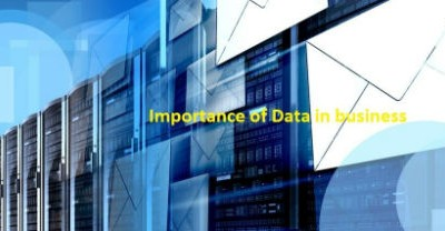 data is important to your business