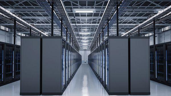 hyperscale data center