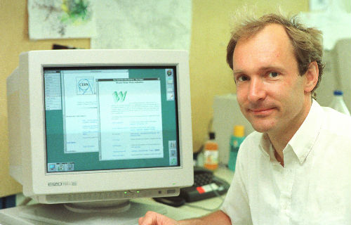 world wide web inventor
