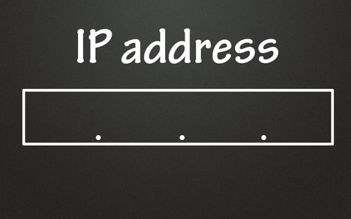 history of IP addresses