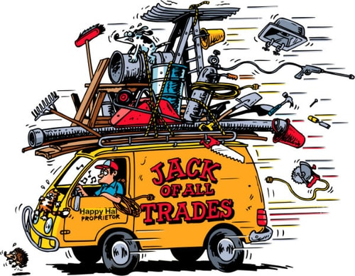 a jack of all trades