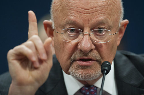james clapper is cool