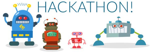 sign up for a hackathon
