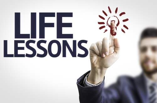 five life lessons we learned