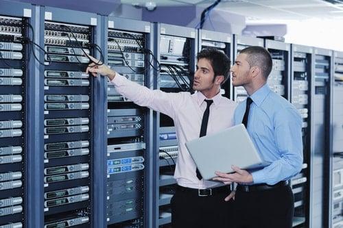 colocation management server