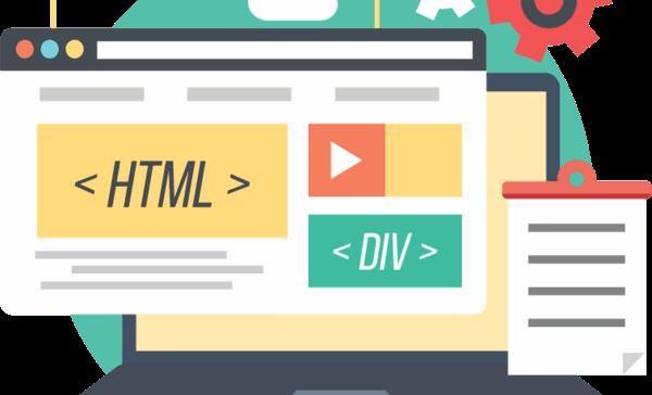 backend website design